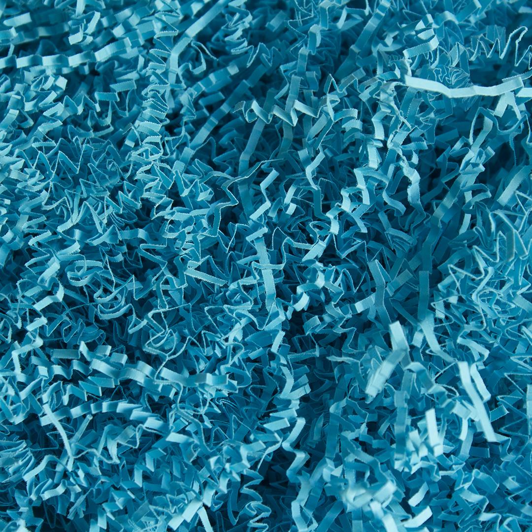 Бумажный наполнитель Paperfiller 'Светло-синий