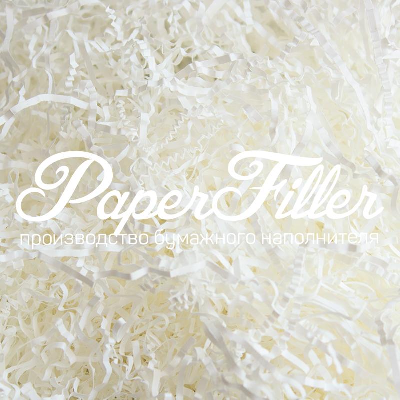 Бумажный наполнитель Paperfiller Белый пергамин