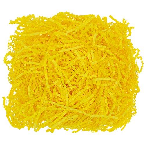 Бумажный наполнитель Paperfiller Канареечно-желтый