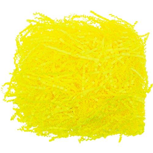 Бумажный наполнитель Paperfiller Желтый неон