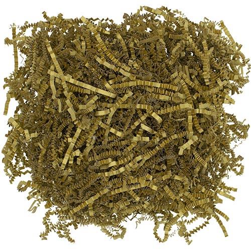 Бумажный наполнитель Paperfiller Majestic Настоящее золото