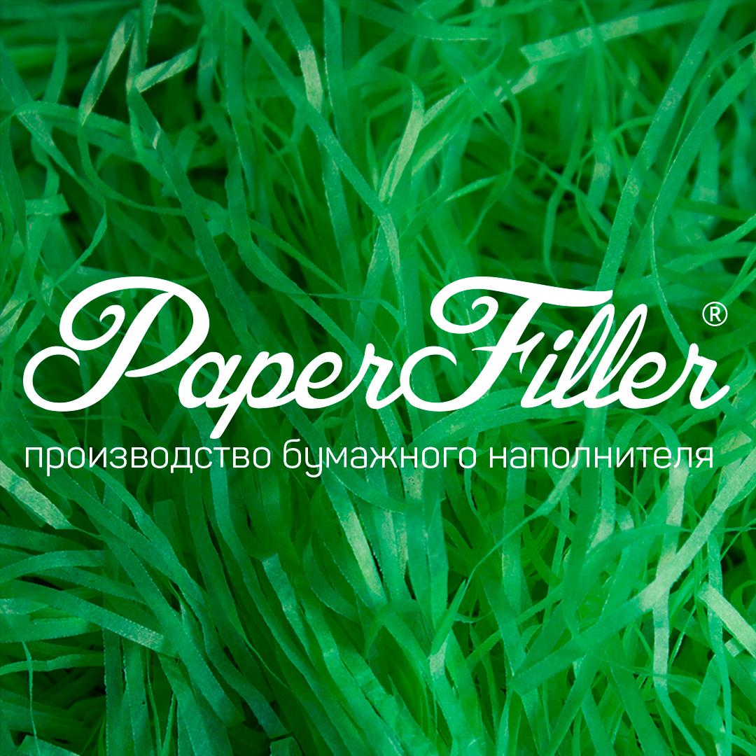 Бумажный наполнитель Paperfiller 'Светло-зеленый