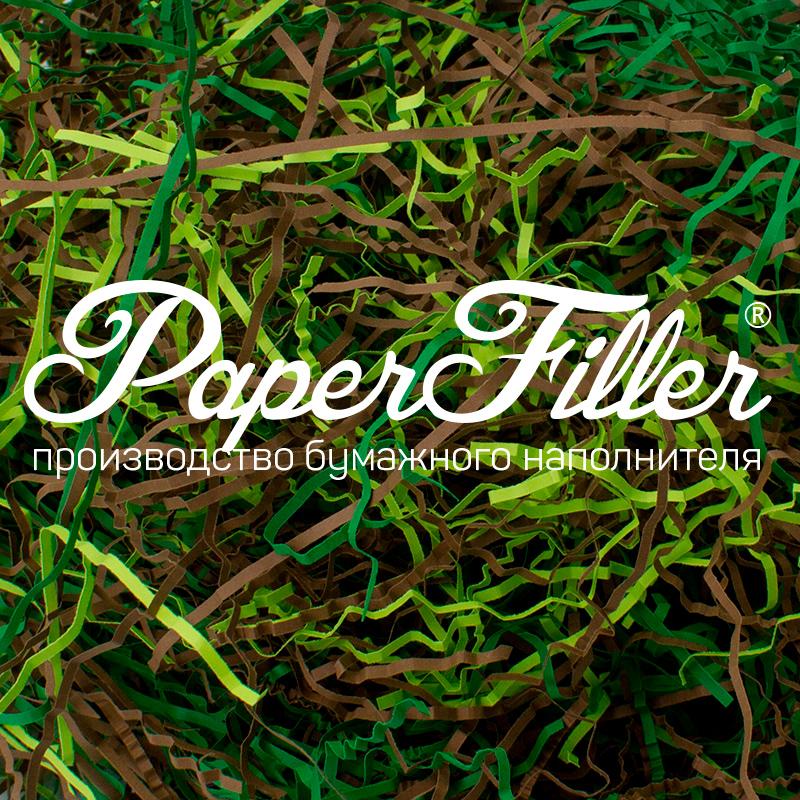 Бумажный наполнитель Paperfiller 'Микс 152+153+118