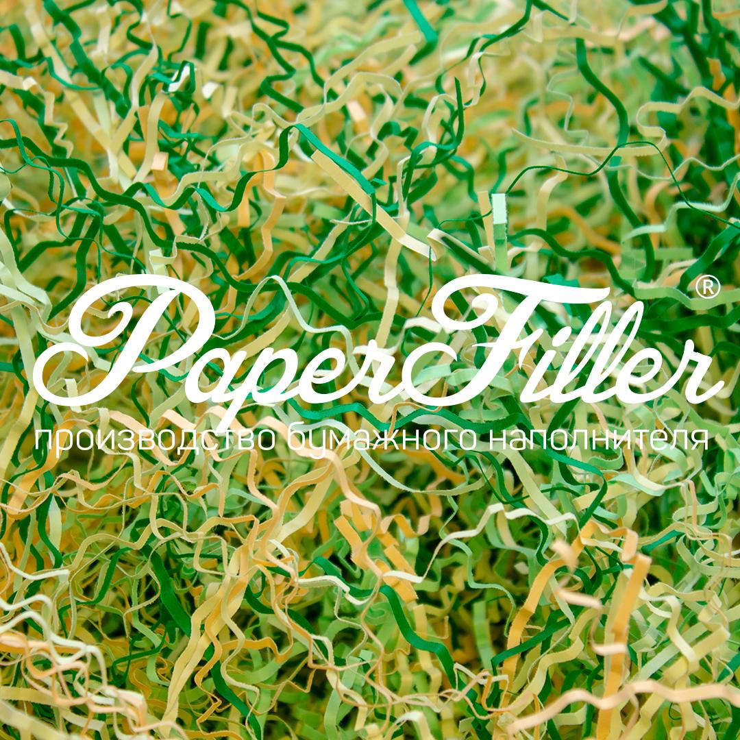 Бумажный наполнитель Paperfiller 'Микс 152+101+102+104+107+108