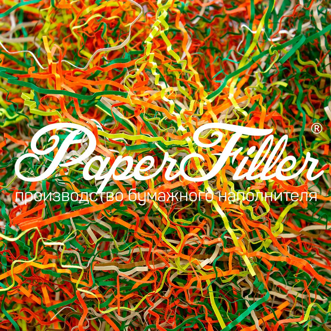 Бумажный наполнитель Paperfiller 'Микс 115+117+118+129+152+153